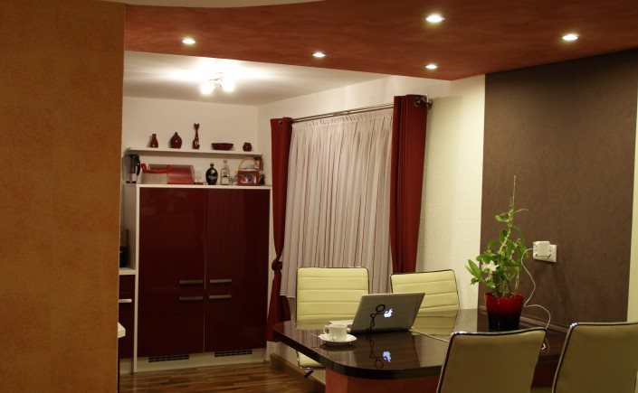 Wohn- und Essbereich, Foto: K. Füchsel